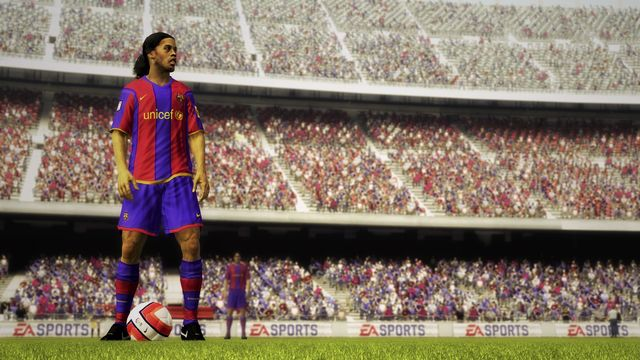 FIFA 09 screenshot