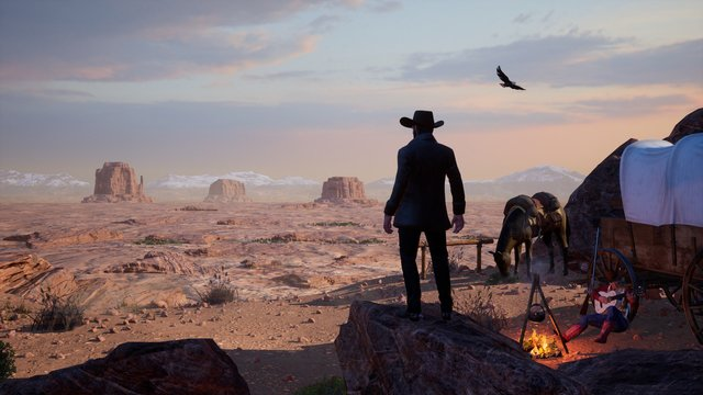 Outlaws of the Old West screenshot