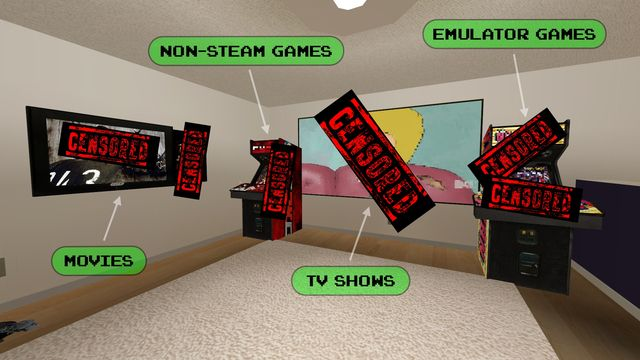 Anarchy Arcade screenshot