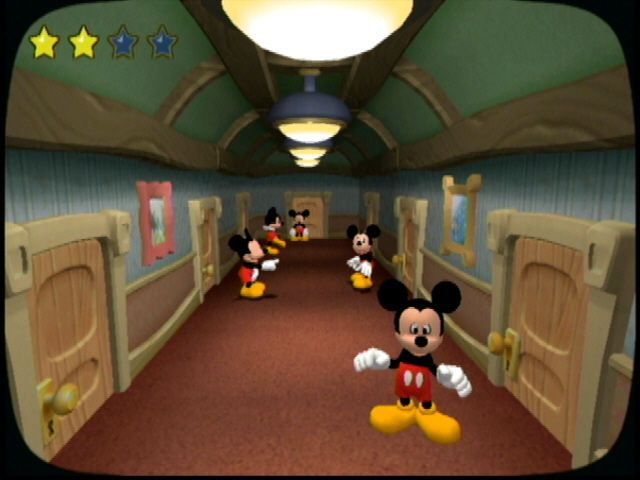 Disney's Magical Mirror Starring Mickey Mouse screenshot