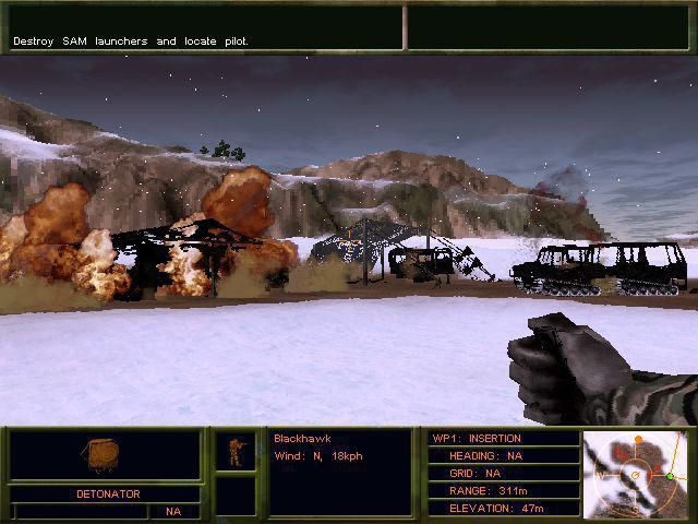 Delta Force 2 screenshot