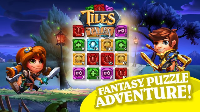 Tiles & Tales screenshot