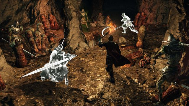 Dark Souls II: Crown of the Sunken King screenshot