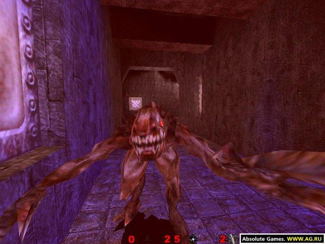 Eternal War: Shadows of Light screenshot