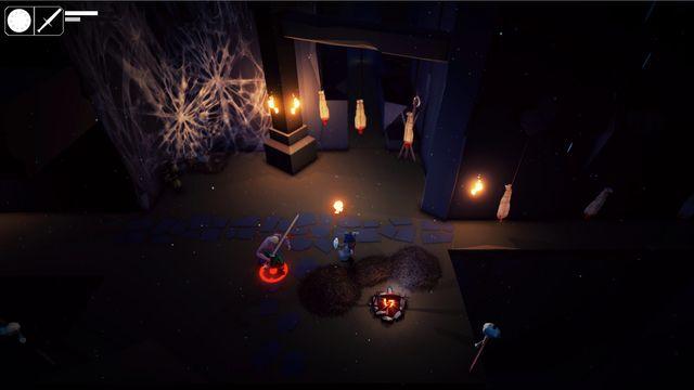 Fall of Light screenshot