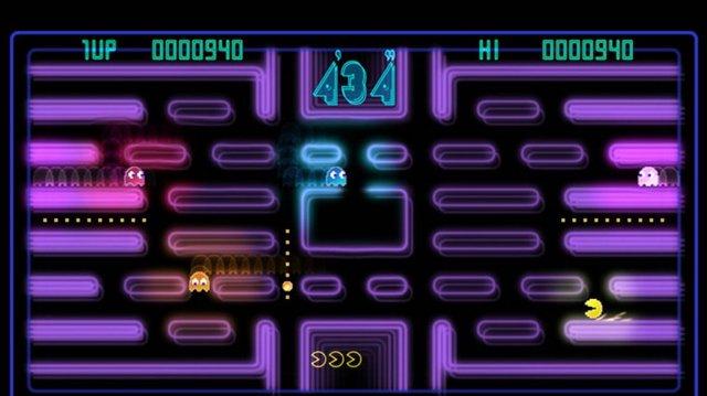 Pac-Man C.E. screenshot