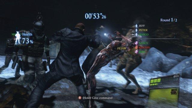 Resident Evil 6: Siege screenshot