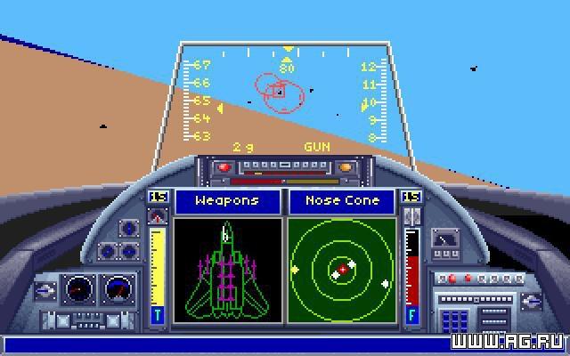 Top Gun: Danger Zone screenshot