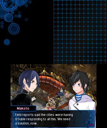 Shin Megami Tensei: Devil Survivor 2: Record Breaker screenshot