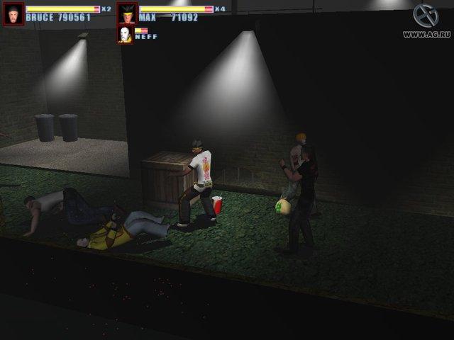 Rage, The (2001) screenshot