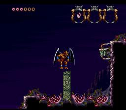 Demon's Crest (1994) screenshot