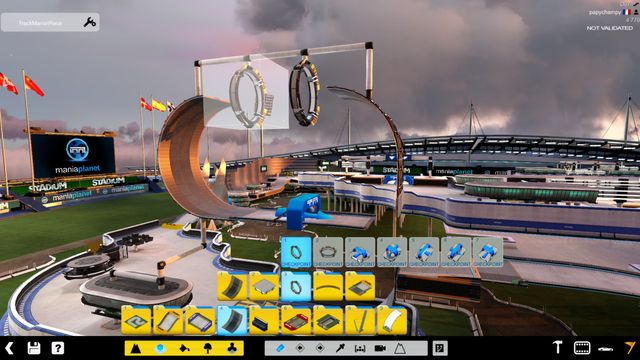 TrackMania² Stadium screenshot