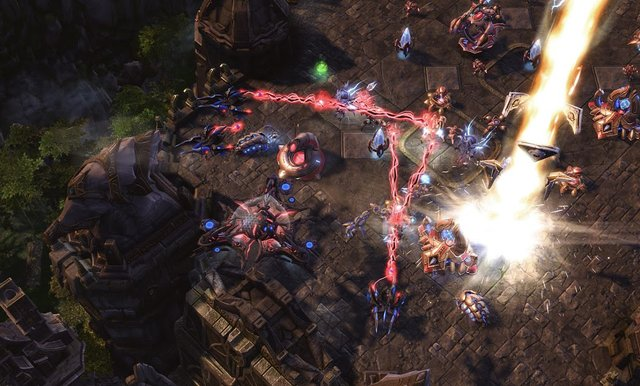StarСraft II: Legacy of the Void screenshot