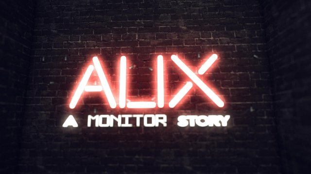 ALIX: A MONITOR Story screenshot