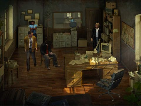 Gabriel Knight: Sins of the Fathers 20th Anniversary Edition screenshot