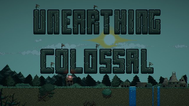 Unearthing Colossal screenshot