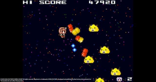 Neptunia Shooter / ネプシューター screenshot