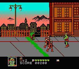 Toxic Crusaders screenshot