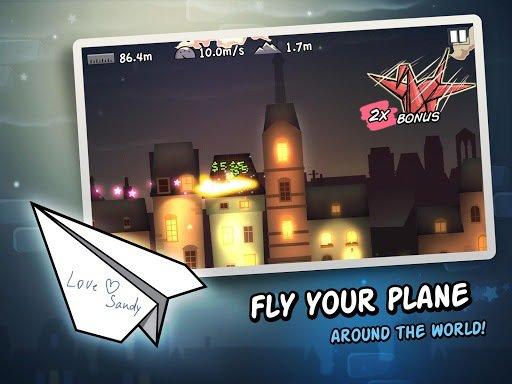 Flight screenshot