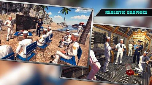 Russian Submarine War Training Driving Academy screenshot