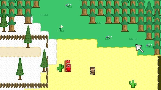 The Adventures of Alvis screenshot