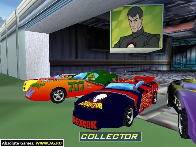 NASCAR Racers screenshot
