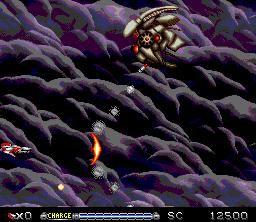 BioMetal screenshot