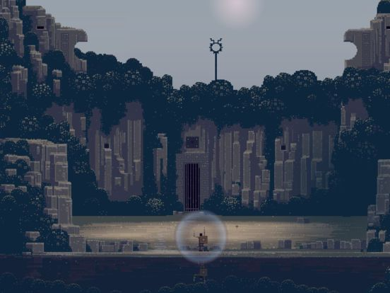 Superbrothers: Sword & Sworcery EP screenshot