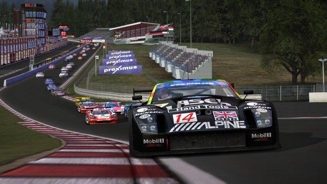 GTR 2 FIA GT Racing Game screenshot