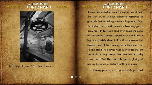 An Assassin in Orlandes screenshot