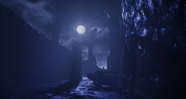 Sleeping Dawn screenshot