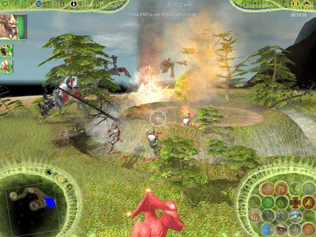 Maelstrom: The Battle for Earth Begins screenshot