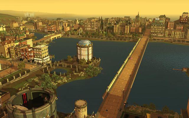 SimCity Societies Destinations screenshot
