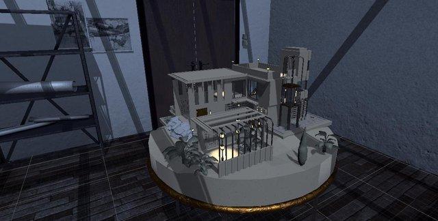 Architect (Xenation, CharlUX, Sinemelu, pra-braz-boy) screenshot