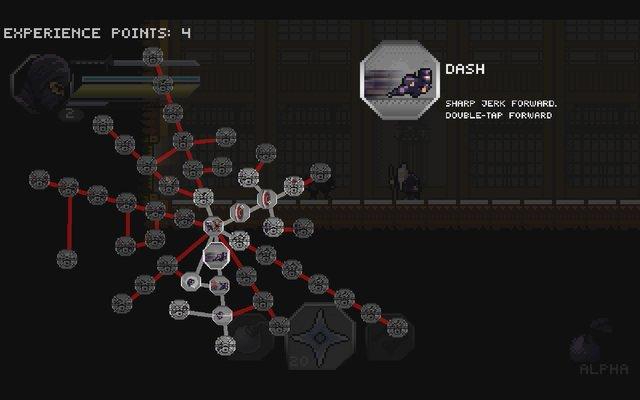 Pixel Shinobi Nine demons of Mamoru screenshot