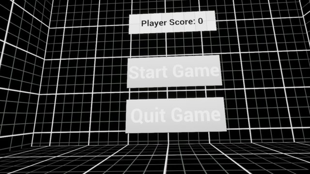 VR Wave Shooter For the HTC Vive screenshot