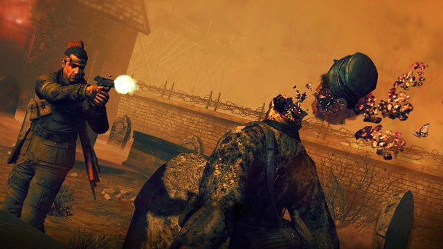 Sniper Elite: Nazi Zombie Army 2 screenshot