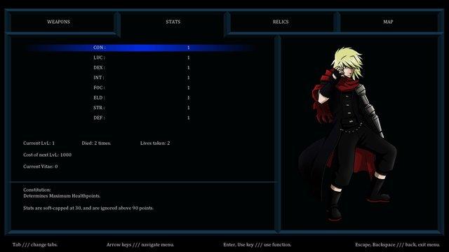 Usurper screenshot