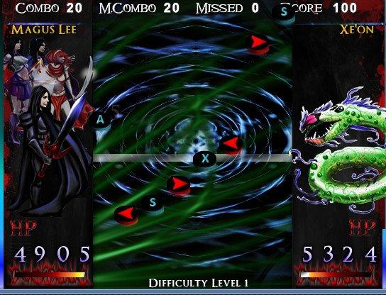 Chronicles of a Dark Lord: Rhapsody Clash screenshot