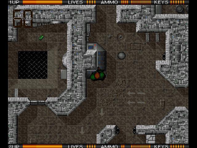 Alien Breed (1991) screenshot