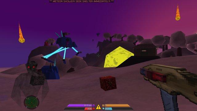 3089 -- Futuristic Action RPG screenshot