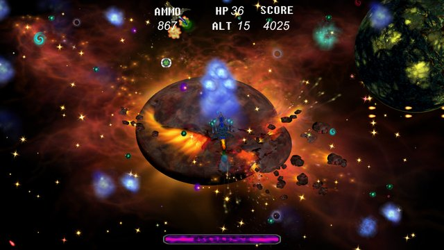 Mircron Wars XR screenshot
