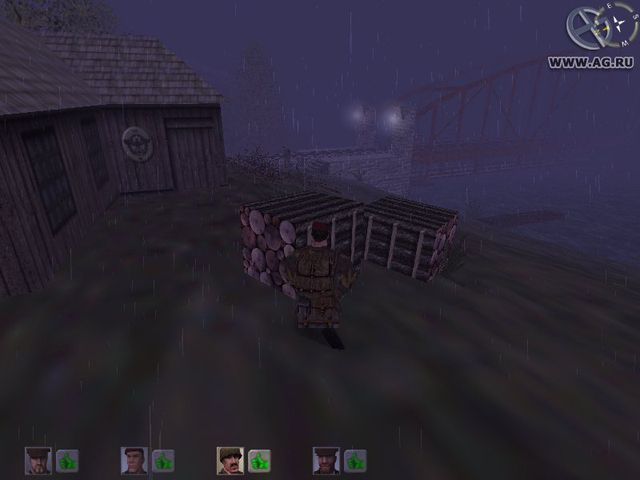 Hidden & Dangerous screenshot