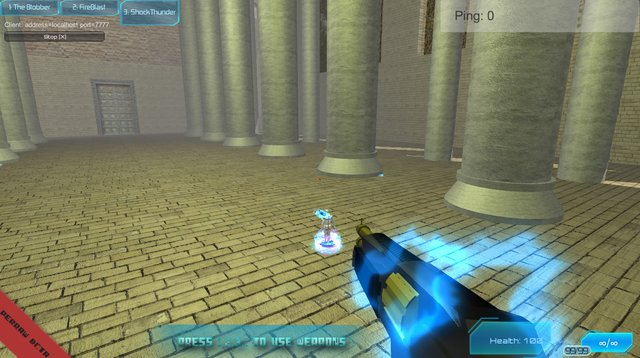 Perraw - FPS Clone War Alpha screenshot