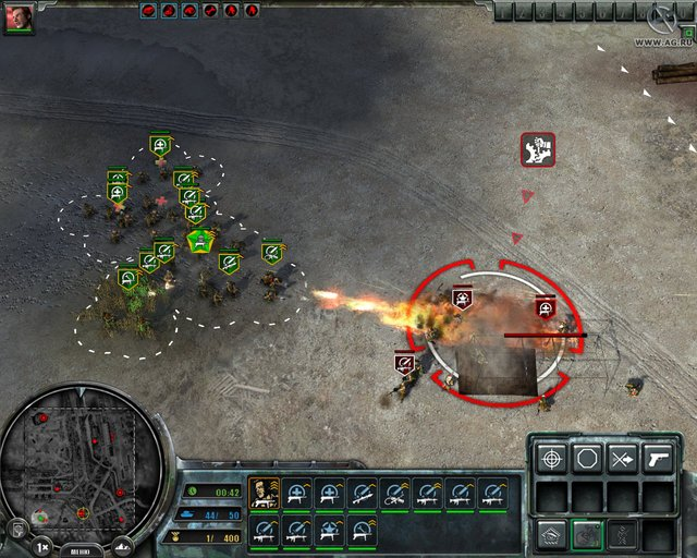 Codename Panzers: Cold War screenshot