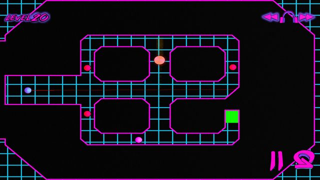 NCradle: An 80s Synth Adventure screenshot