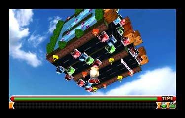 Frogger 3D screenshot