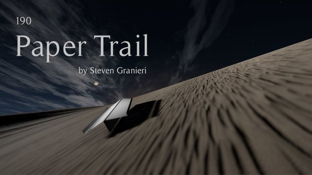Paper Trail screenshot