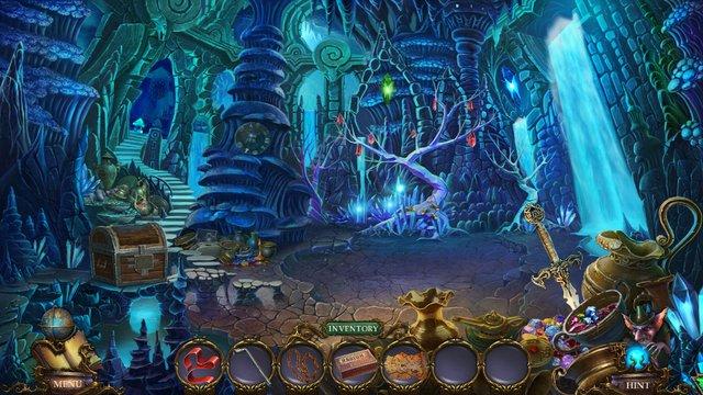 Amulet of Dreams screenshot