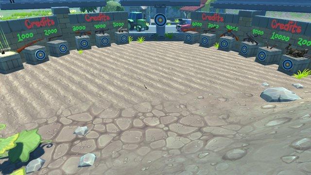 Shoot Mania VR: Fun Zombies screenshot